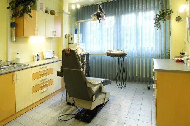 Budapesti fogászati rendelő, III. kerület